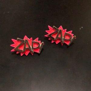 Jewelry - Zap earrings